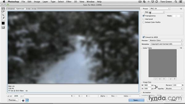 Workflow: Photoshop to Animate: Creating Interactive Projects with Edge Animate