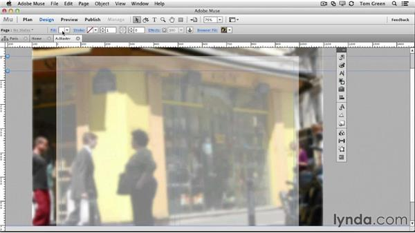 Adding Animate content to Muse documents: Creating Interactive Projects with Edge Animate