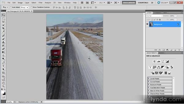 Nondestructive cleanup: Photoshop Image Cleanup Workshop
