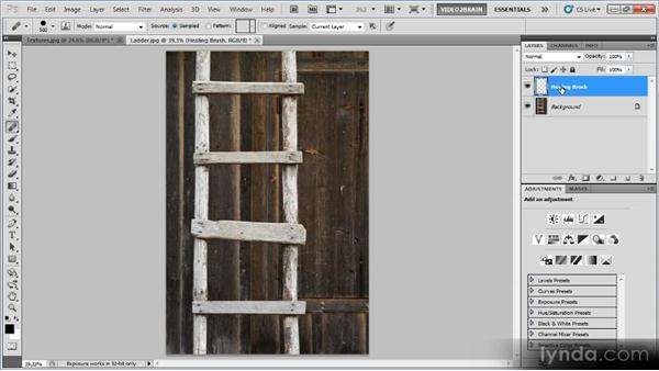 The Healing Brush: Photoshop Image Cleanup Workshop