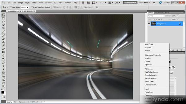 Safely experimenting with creativity: Photoshop Creative Effects Workshop