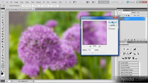 Adding an ethereal glow effect: Photoshop Creative Effects Workshop