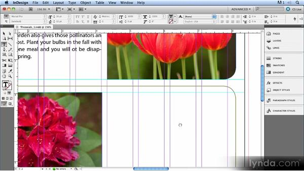 Placing InCopy stories in InDesign: Up and Running with InCopy CS5