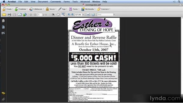 What does the Properties window tell us?: 11 Things Every Newspaper Should Know About PDFs