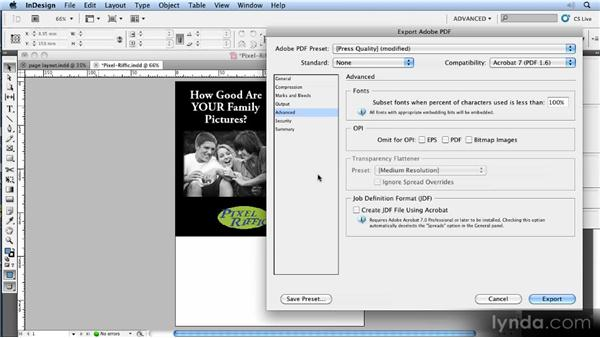 Exporting from InDesign: 11 Things Every Newspaper Should Know About PDFs