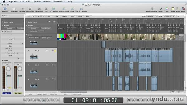Welcome: Mixing a Short Film with Logic Pro