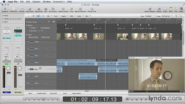 Why use Logic Pro?: Mixing a Short Film with Logic Pro