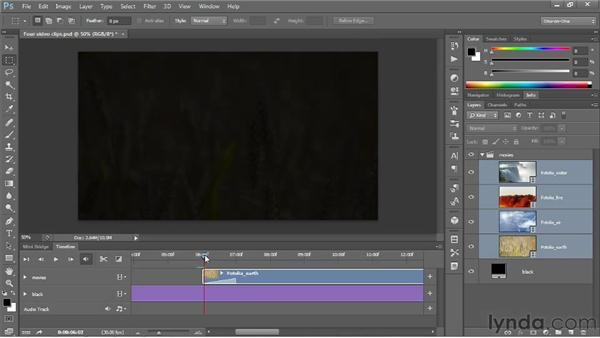 Why edit video in Photoshop?: Photoshop CS6 One-on-One: Mastery