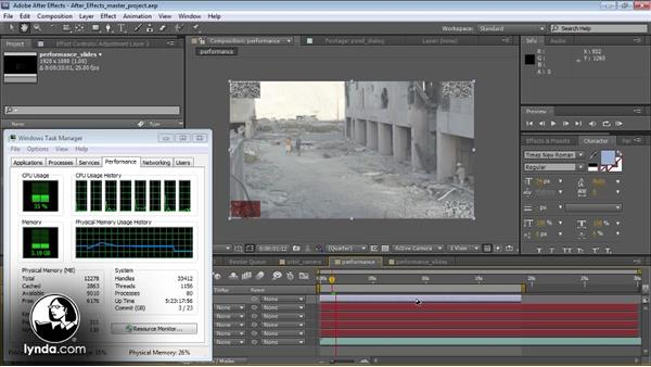 Welcome: Optimizing Performance with After Effects and Premiere Pro