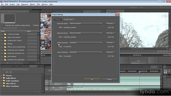Optimizing hard disks: Optimizing Performance with After Effects and Premiere Pro