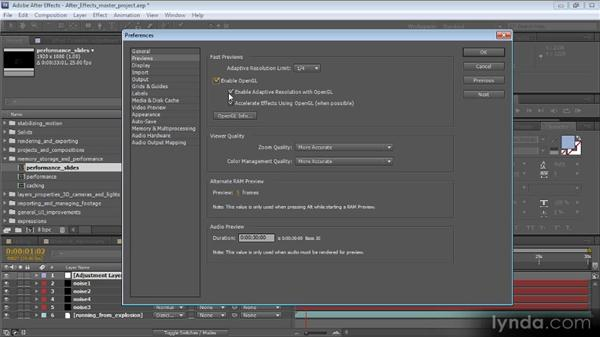 GPU: OpenGL: Optimizing Performance with After Effects and Premiere Pro