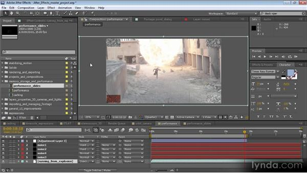 Shutting down unnecessary software: Optimizing Performance with After Effects and Premiere Pro