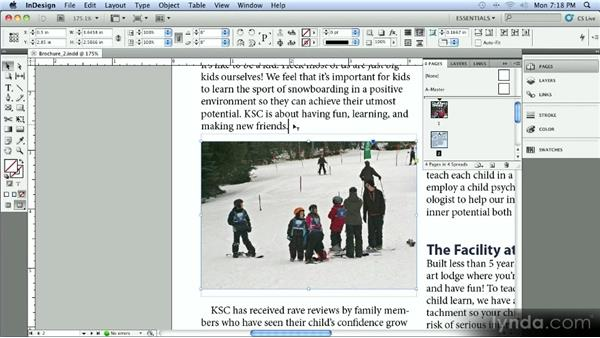 Dragging and dropping anchored objects: InDesign CS5.5 New Features Overview