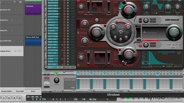 Sidechaining the compressor with your kick: Logic Production Techniques: Making Beats