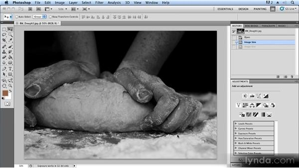 Compressing images: The Art of Craft Photography