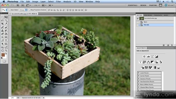 Tagging images for search engine optimization: The Art of Craft Photography