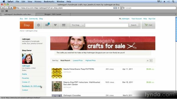 Selling your crafts: The Art of Craft Photography