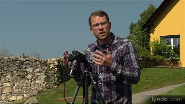 Taping up the lens: Time-Lapse Photography Workshop