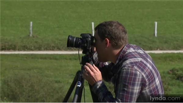 Capturing the time-lapse frames: Time-Lapse Photography Workshop