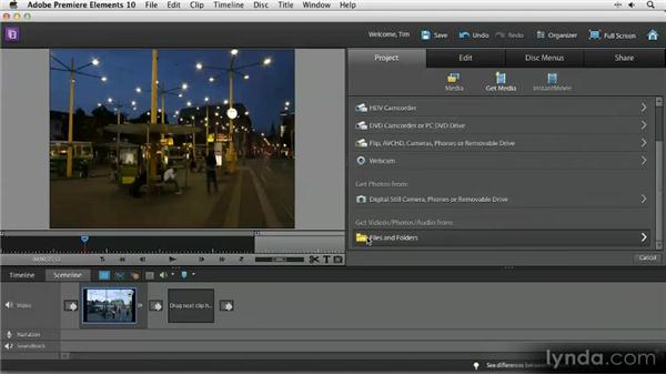 Assembling a polished video: Time-Lapse Photography Workshop