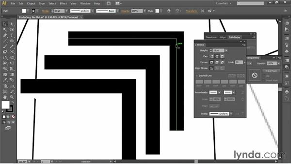Perfecting the flat: Illustrator for Fashion Design: Drawing Flats
