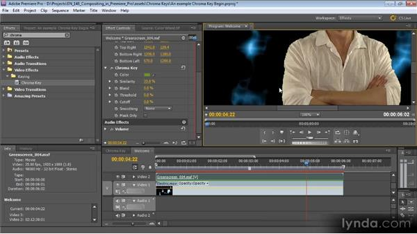 : Compositing with Premiere Pro CS5.5