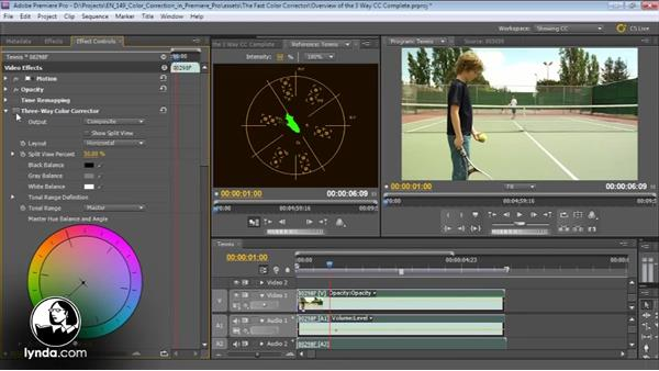 Welcome: Color Correction with Premiere Pro CS5.5