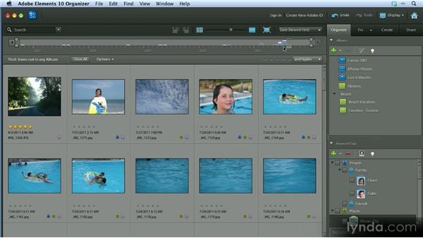 Using the Timeline: Getting Started with Photoshop Elements 10