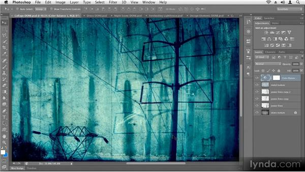 Overview: Up and Running with Photoshop CS6