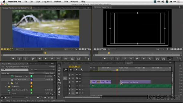 Improved snapping behaviors: Premiere Pro: Creative Cloud Updates