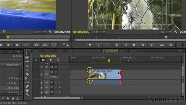 Start and end media labels: Premiere Pro: Creative Cloud Updates