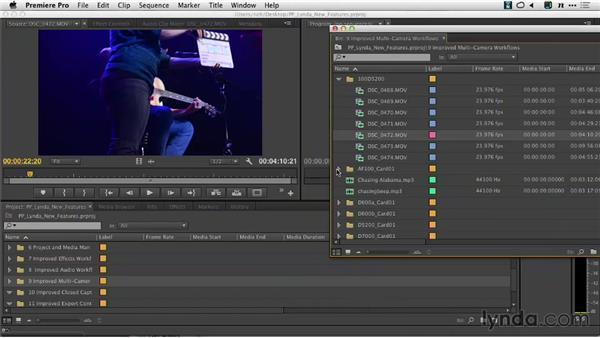 The Create Multi-Camera Source Sequence option: Premiere Pro: Creative Cloud Updates