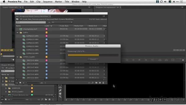Automatic syncing with audio waveforms: Premiere Pro: Creative Cloud Updates