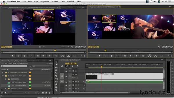 Changes to multicamera monitoring: Premiere Pro: Creative Cloud Updates