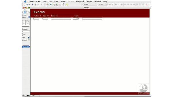 using constrain: FileMaker Pro 7 Essential Training