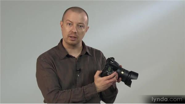 Autofocus point selection control: Photography 101 (2012)