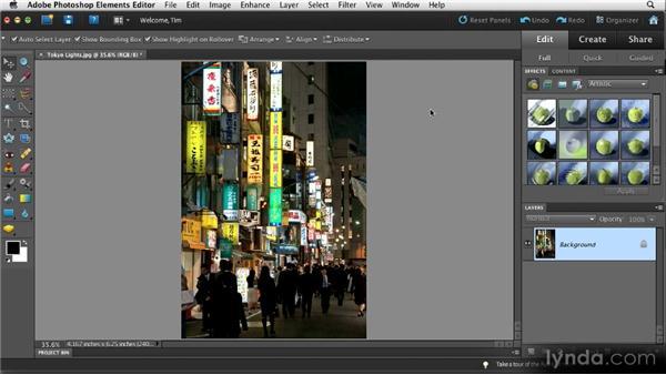Auto Smart Fix: Quick Fixes with Photoshop Elements 10