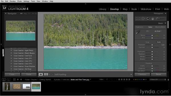 : Lightroom 4 Image Optimization Workshop