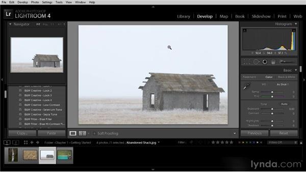 Evaluating images: Lightroom 4 Image Optimization Workshop