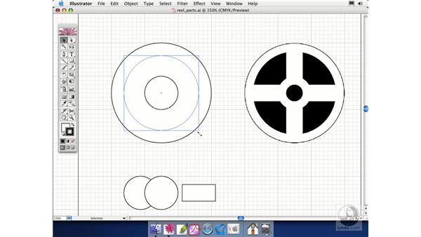 selecting: Illustrator CS Essential Training