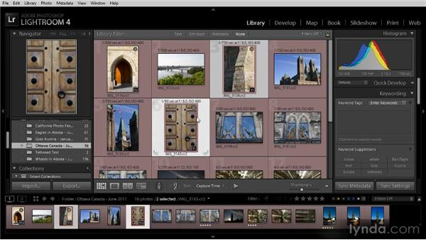 The Quick Collection: Lightroom 4 Image Management Workshop