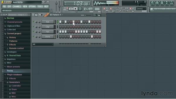 Welcome: Up and Running with FL Studio