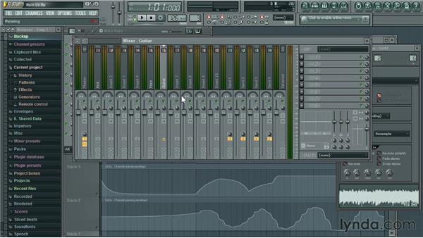 Routing: Up and Running with FL Studio