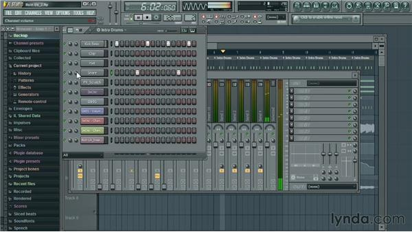 Mixing it all together: Up and Running with FL Studio