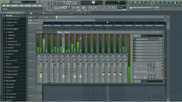Learning the basics of EQ: Up and Running with FL Studio
