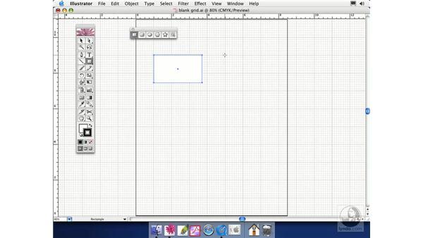 rectangle: Illustrator CS Essential Training
