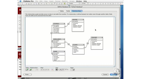 does the model answer your questions: FileMaker Pro 7 Essential Training