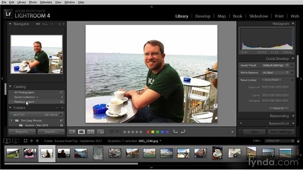 The Quick Collection: Getting Started with Lightroom 4