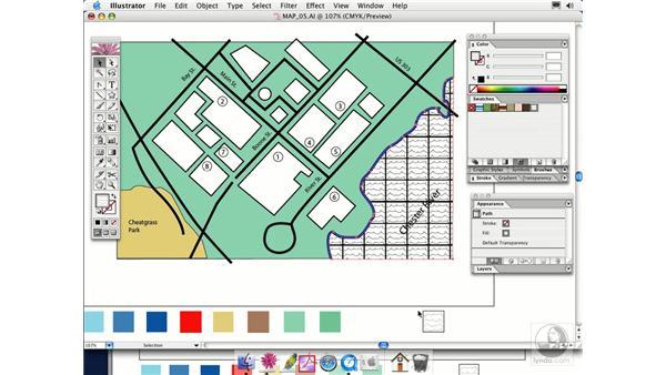 patterns: Illustrator CS Essential Training