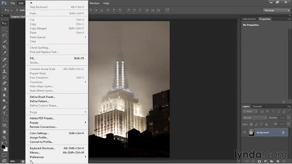 Welcome: Photoshop CS6 New Features Overview